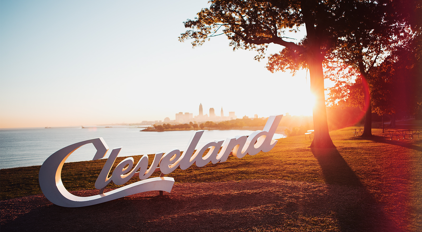 Cleveland logo structure