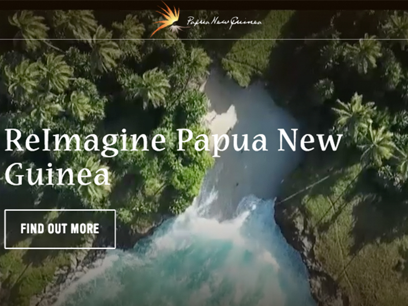 Papua New Guinea's Website