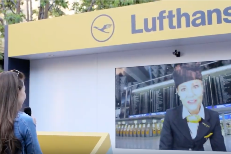 Lufthansa Event