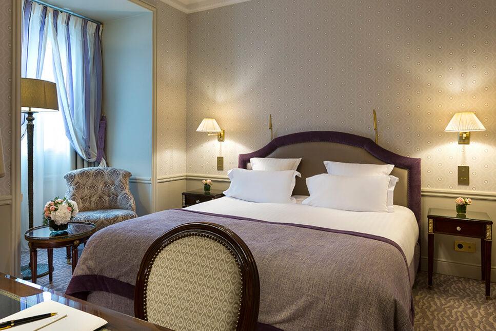 Signature Room of Warwick Hotels property