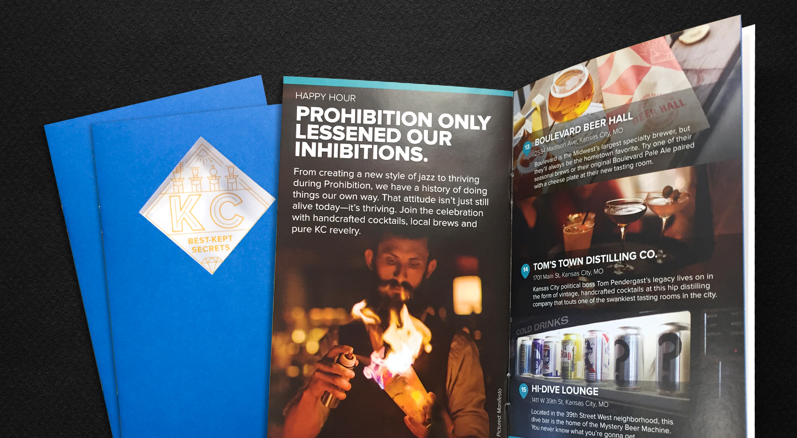speakeasy brochure